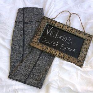 Victoria's Secret Sport dark grey leggings